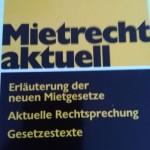 Anwalt Oberhausen Mietrecht