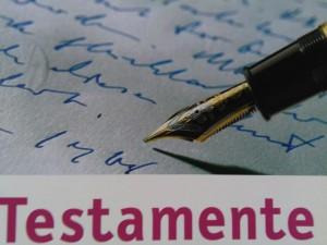 Rechtsanwalt Oberhausen Erbrecht Testament und Erbvertrag