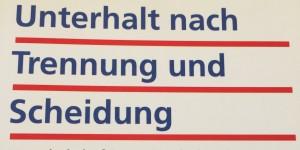 Anwalt Familienrecht Oberhausen Duisburg Mülheim - Trennungsunterhalt